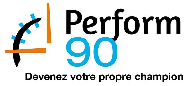 Perform 90 transparent