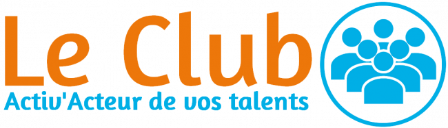 Logo Le Club transparent